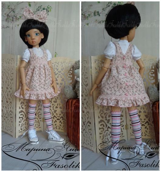 Одежда для куклы БЖД формата МСД.