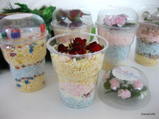 Candy Gifts. Бомбочки для ванны ` Ароматное удовольствие `