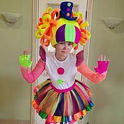 Одежда handmade. Livemaster - original item New! Clown Costume from the animation Club. Handmade.