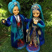 Куклы и пупсы ручной работы. Ярмарка Мастеров - ручная работа Тахир и Зухра. Handmade.