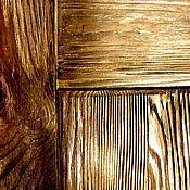 """Для дома и интерьера ручной работы. Ярмарка Мастеров - ручная работа Лофт: Двери деревянные """"Арина"""". Handmade."""