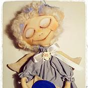 Куклы и игрушки ручной работы. Ярмарка Мастеров - ручная работа Ангел - портняжка. Handmade.