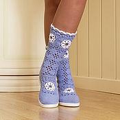 Обувь ручной работы handmade. Livemaster - original item Summer half-boots