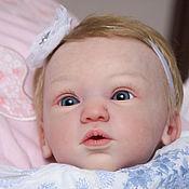 Куклы и игрушки ручной работы. Ярмарка Мастеров - ручная работа Кукла реборн из молда Милена. Handmade.