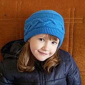 Работы для детей, ручной работы. Ярмарка Мастеров - ручная работа детские шапочки. Handmade.