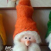 Подарки к праздникам ручной работы. Ярмарка Мастеров - ручная работа Радужные гномы. Handmade.