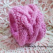 Украшения handmade. Livemaster - original item knitted bracelet
