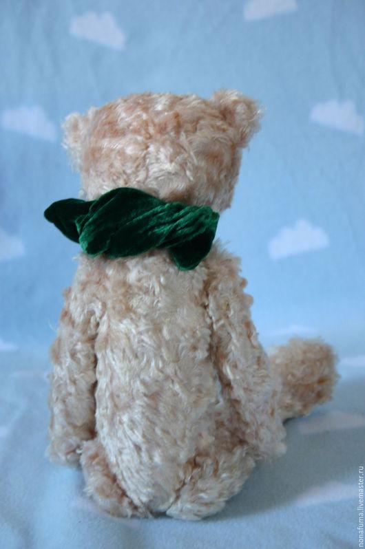 Мишки Тедди ручной работы. Ярмарка Мастеров - ручная работа. Купить Mr. Long. Handmade. Бежевый, плюш