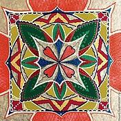 Картины и панно ручной работы. Ярмарка Мастеров - ручная работа Мандала Уют. Handmade.