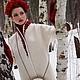 """Верхняя одежда ручной работы. Валяное пальто""""Искушение"""". GriNat. Интернет-магазин Ярмарка Мастеров. Авторский дизайн, пальто женское"""