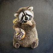 Куклы и игрушки ручной работы. Ярмарка Мастеров - ручная работа Пончик. Handmade.