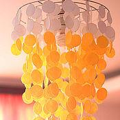 """Для дома и интерьера ручной работы. Ярмарка Мастеров - ручная работа Светильник """"Капли солнца"""". Handmade."""