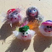 Украшения ручной работы. Ярмарка Мастеров - ручная работа Брошь Кукла – это радость, сказка, волшебство. Handmade.