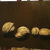 Картины и панно ручной работы. Ярмарка Мастеров - ручная работа Орех2. Handmade.