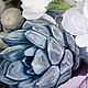 Картины цветов ручной работы. Заказать Картина маслом Вдохновение 60х90 см. Ирина Ивлиева. Ярмарка Мастеров. Любовь, розы
