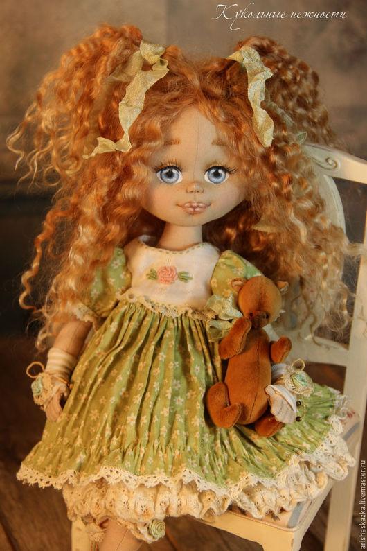 Коллекционные куклы ручной работы. Ярмарка Мастеров - ручная работа. Купить Дуняша . Кукла авторская . Кукла ручной работы .. Handmade.