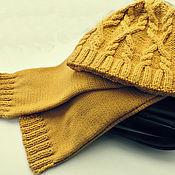 """Одежда ручной работы. Ярмарка Мастеров - ручная работа Комплект мужской """"Волшебные араны"""". Handmade."""
