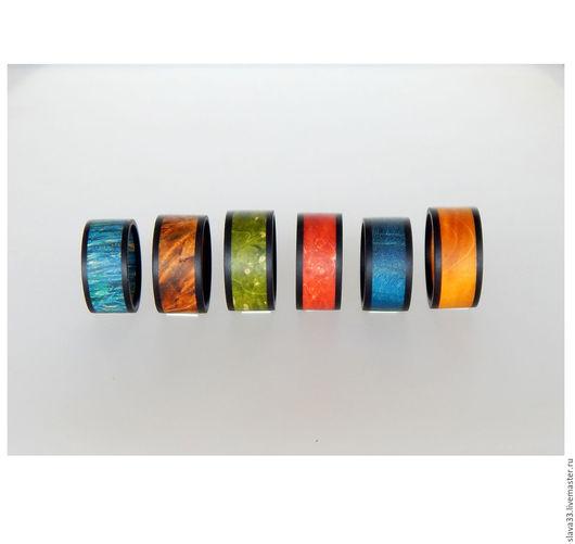 Кольца ручной работы. Ярмарка Мастеров - ручная работа. Купить Яркие колечки ( На заказ ). Handmade. Комбинированный