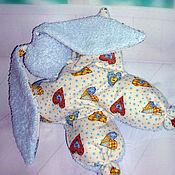 Куклы и игрушки ручной работы. Ярмарка Мастеров - ручная работа Игрушка -сплюшка для сна  ( зайка, игрушка, сон). Handmade.