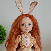 """Куклы и игрушки ручной работы. Ярмарка Мастеров - ручная работа """"Солнечный зайчик"""" Авторская кукла. Handmade."""