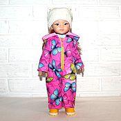 Одежда для кукол ручной работы. Ярмарка Мастеров - ручная работа Комбинезон для кукол. Handmade.
