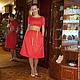 Платья ручной работы. Заказать Платье на заказ из разных тканей. BAHROMA (caterina-max). Ярмарка Мастеров. Платье на заказ