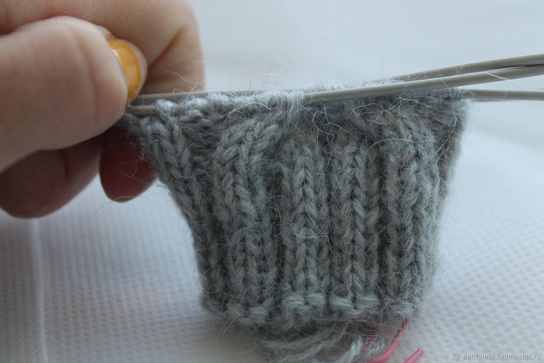 Мк по вязанию рукавичек