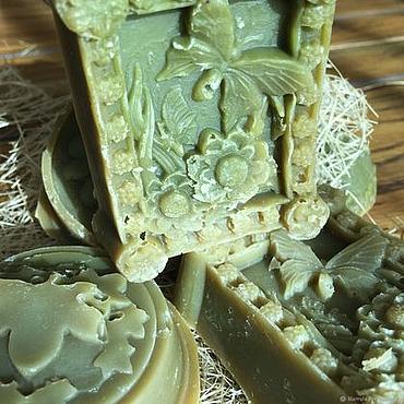 Косметика ручной работы. Ярмарка Мастеров - ручная работа Шампунь для жирных у корней и сухих по длине волос Майский Одуванчик. Handmade.