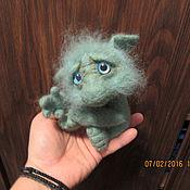 Куклы и игрушки ручной работы. Ярмарка Мастеров - ручная работа КТО шуршал в шкафу.......... Handmade.