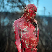 Статуэтки ручной работы. Ярмарка Мастеров - ручная работа Красная Комната. Handmade.