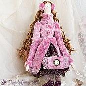Куклы и игрушки ручной работы. Ярмарка Мастеров - ручная работа Тильда Адель. Handmade.