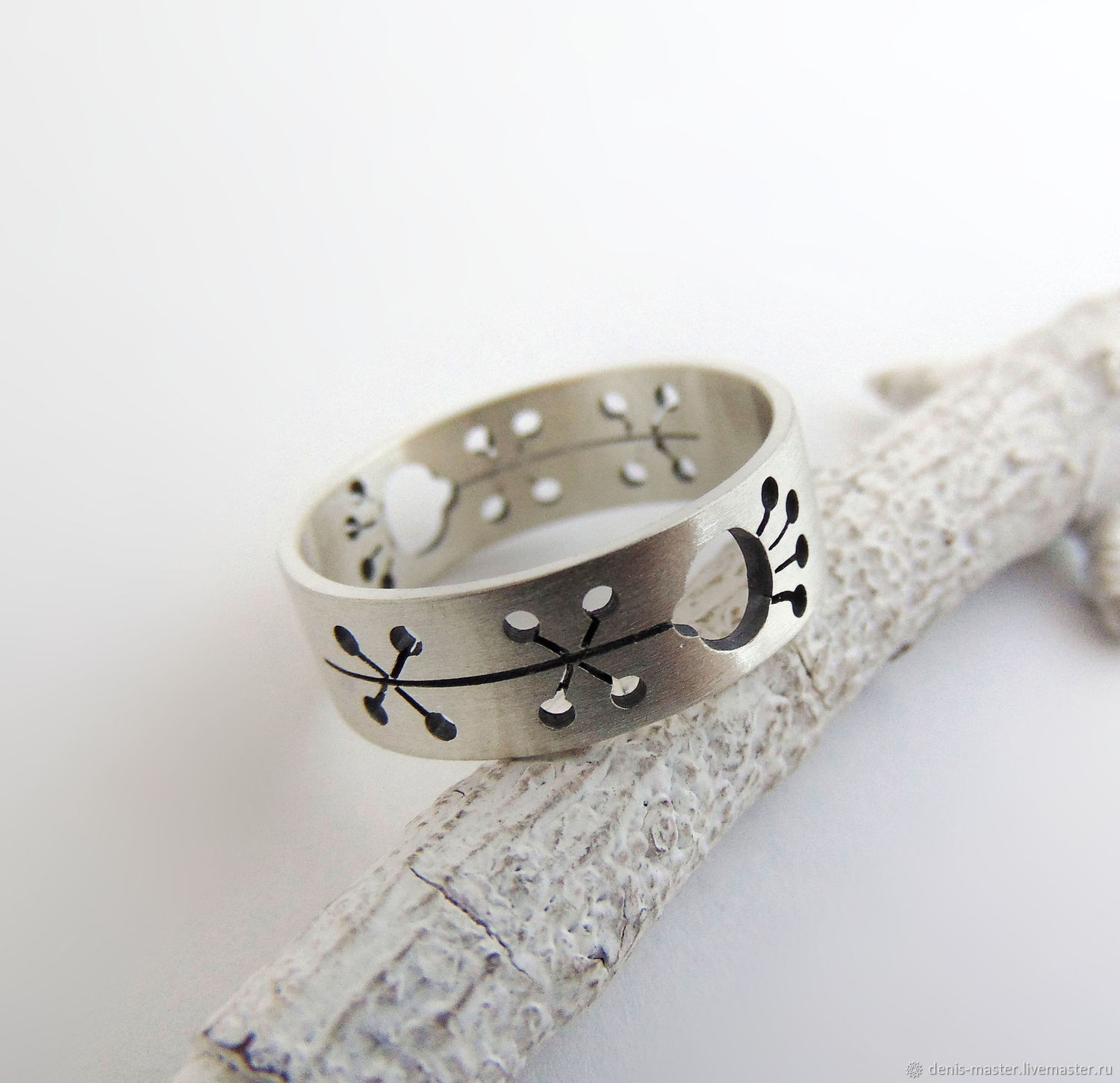 Ring in sterling silver 925 without stones (silver 925), Rings, Yaroslavl,  Фото №1