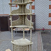 Картины и панно ручной работы. Ярмарка Мастеров - ручная работа Иконостас угловой. Handmade.