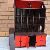 Для дома и интерьера handmade. Livemaster - original item Garage for cars. Handmade.