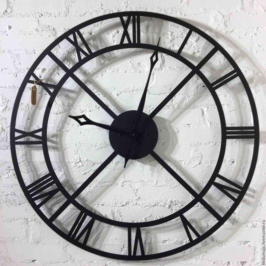 """Часы для дома ручной работы. Ярмарка Мастеров - ручная работа. Купить Часы 1 метр """"Roman rist-1"""". Handmade."""