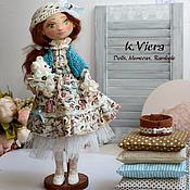 Куклы и игрушки ручной работы. Ярмарка Мастеров - ручная работа Фифи  и Виктор. Handmade.