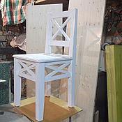 Для дома и интерьера ручной работы. Ярмарка Мастеров - ручная работа Стул в стиле прованс. Handmade.