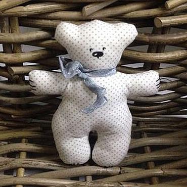 Куклы и игрушки ручной работы. Ярмарка Мастеров - ручная работа Мишек много не бывает. Handmade.