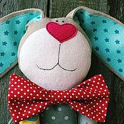 Для дома и интерьера ручной работы. Ярмарка Мастеров - ручная работа Пижамный заяц. Handmade.