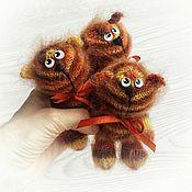 Куклы и игрушки handmade. Livemaster - original item Knitted Cat Moskin. Handmade.