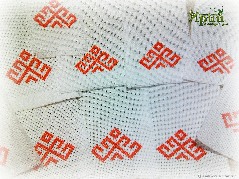 Обережная русская вышивка 95