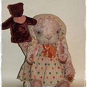 Куклы и игрушки ручной работы. Ярмарка Мастеров - ручная работа Жил-был мишка...... Handmade.
