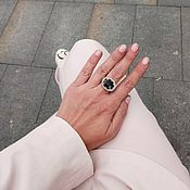 Украшения handmade. Livemaster - original item Ring Of Sofia. Handmade.