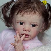 Куклы и игрушки ручной работы. Ярмарка Мастеров - ручная работа Малышка реборн Маргарита (молд Ella от Karola Wegerich). Handmade.