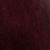 Материалы для творчества handmade. Livemaster - original item Cardoons NZ. Black-red-blue. Germany. wool for felting.. Handmade.
