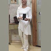 Туники ручной работы. Ярмарка Мастеров - ручная работа Туники: одежда для йоги и танца. Handmade.