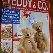Материалы для творчества ручной работы. Ярмарка Мастеров - ручная работа Журнал Teddy & Co. 05/2012. Handmade.