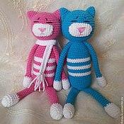 Куклы и игрушки ручной работы. Ярмарка Мастеров - ручная работа Кот Аминеко. Handmade.