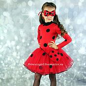Работы для детей, handmade. Livemaster - original item Costume Lady Bug. Handmade.