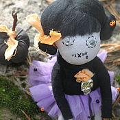 Куклы и игрушки ручной работы. Ярмарка Мастеров - ручная работа Человечки Z. Тыквы. Halloween.. Handmade.